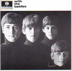 Beatles - With The Beatles LP Cover Art