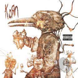 Korn - Untitled CD Cover Art