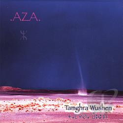 Aza - Tamghra Wushen CD Cover Art