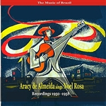 De Almeida, Aracy - Music of Brazil / Aracy de Almeida sings Noel Rosa / Recordings 1950-1958 DB Cover Art