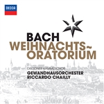 Bach / Chailly, Riccardo - Bach: Weihnachtsoratorium CD Cover Art
