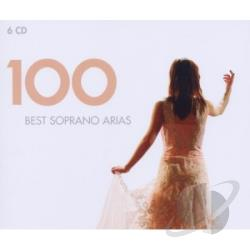 100 Best Soprano Arias CD Cover Art