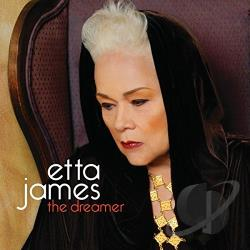 James, Etta - Dreamer CD Cover Art