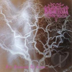 Katatonia - For Funerals to Come CD Cover Art