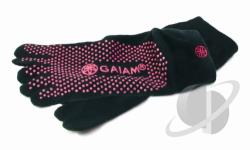 Gaiam - All Grip Yoga Socks M/L Pink Dots CD Cover Art
