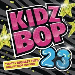 Kidz Bop Kids - Kidz Bop, Vol. 23 CD Cover Art