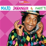 Majid Jahangir - Majid Jahangir & Party DB Cover Art