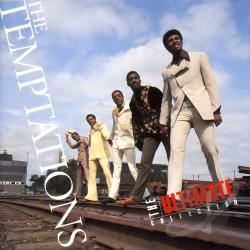 Temptations - Ultimate Collection CD Cover Art