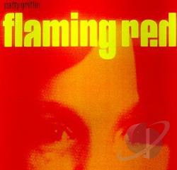Griffin, Patty - Flaming Red CD Cover Art