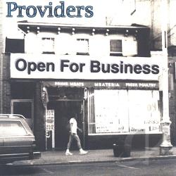 Providers - Open for Business CD Cover Art