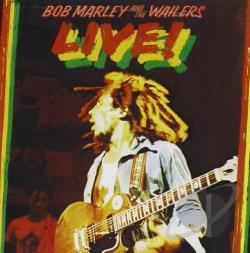 Marley, Bob / Marley, Bob & The Wailers - Live! CD Cover Art