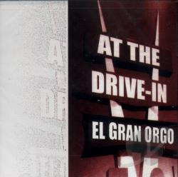 At The Drive-In - El Gran Orgo CD Cover Art