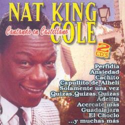 Cole, Nat King - 24 Exitos En Castellano CD Cover Art