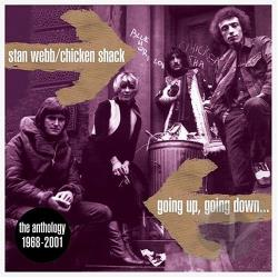 Webb, Stan - Going Up, Going Down - The Anthology 1968-2001 CD Cover Art