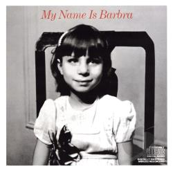 Streisand, Barbra - My Name Is Barbra CD Cover Art