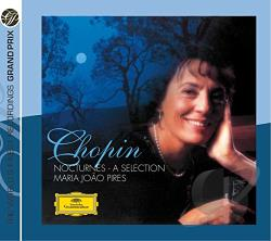 Chopin / Pires - Chopin: Nocturnes CD Cover Art