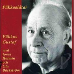 Pakkos Gustaf - Pakkoslatar CD Cover Art