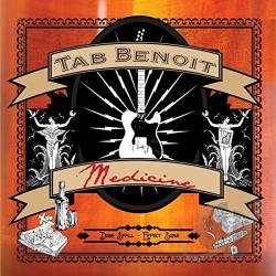Benoit, Tab - Medicine CD Cover Art