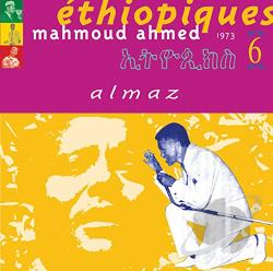 Ahmed, Mahmoud - Ethiopiques CD Cover Art