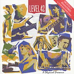 Level 42 - Physical Presence CD Cover Art