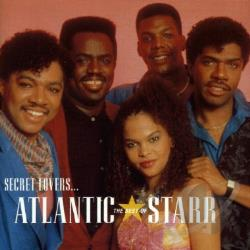 Atlantic Starr - Secret Lovers: The Best of Atlantic Starr CD Cover Art