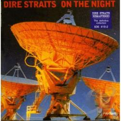 Dire Straits - On the Night CD Cover Art