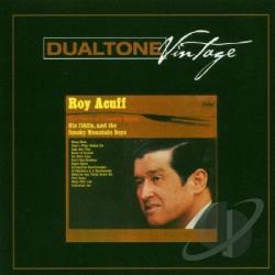 Acuff, Roy - Voice of Country Music CD Cover Art