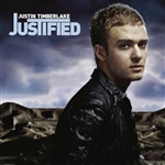 Timberlake, Justin - Justified CD Cover Art