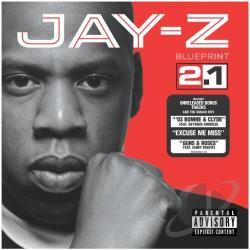 Jay-Z - Blueprint 2.1 CD Cover Art