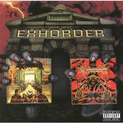Exhorder - Slaughter in the Vatican/The Law CD Cover Art