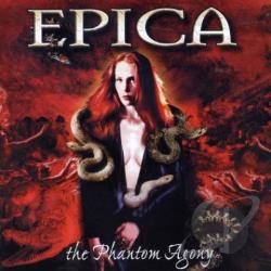 Epica - Phantom Agony CD Cover Art