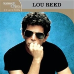 Reed, Lou - Platinum & Gold Collection CD Cover Art