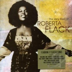 Flack, Roberta - Very Best of Roberta Flack CD Cover Art