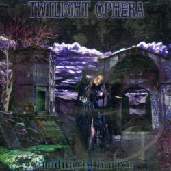 Twilight Opera - Midnight Horror CD Cover Art