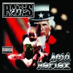 Paris - Acid Reflex CD Cover Art