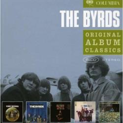 Byrds - Original Album Classics CD Cover Art