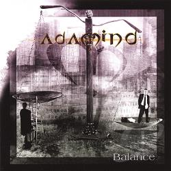 Adamind - Balance CD Cover Art
