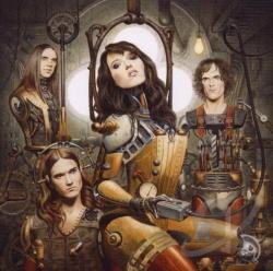 Halestorm - Halestorm CD Cover Art