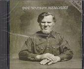 Watson, Doc - Memories CD Cover Art