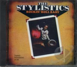 Stylistics - Rockin' Roll Baby CD Cover Art