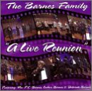 Barnes Family - Live Reunion CD Cover Art