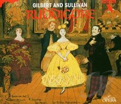 New Sadler's Wells Opera Chorus - Gilbert & Sullivan: Ruddigore CD Cover Art