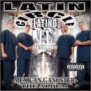 Latin Circle - Mexican Gangster CD Cover Art
