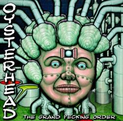 Oysterhead - Grand Pecking Order CD Cover Art