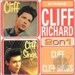 Richard, Cliff - Cliff/Cliff Sings CD Cover Art