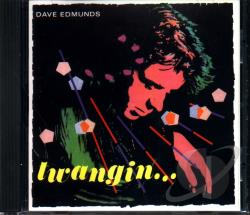 Edmunds, Dave - Twangin' CD Cover Art