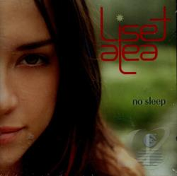Alea, Liset - No Sleep CD Cover Art