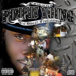 Pimpin Young - World's Oldest Profession CD Cover Art