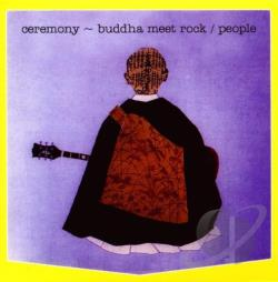 People (6~Japan) - Ceremony: Buddha Meet Rock CD Cover Art