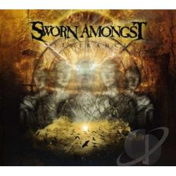 Sworn Amongst - Severance CD Cover Art